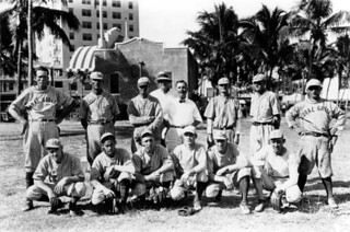 Coral Gables baseball team