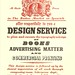 W S Cowell, Butter Market Press, Ipswich - printer's advert, 1947