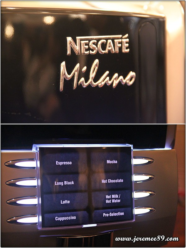Nescafe Milano Launching @ E&O Hotel - What It Have
