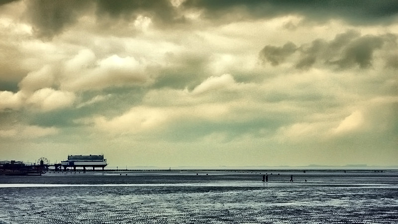 The Pier at Cleethorpes