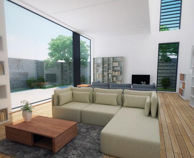 Interior Design Portfolios Students
