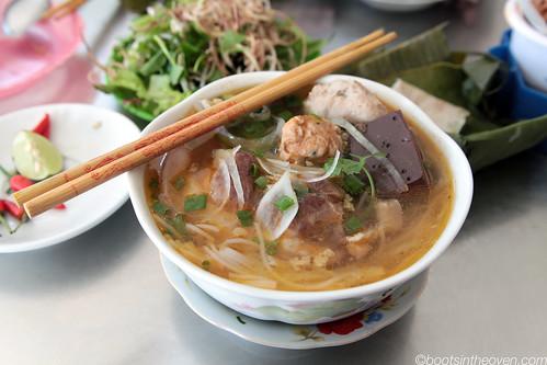 Bún bò Huế... such a beauty