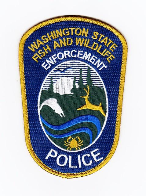 Wa washington state fish wildlife enforcement officer for Washington fish and wildlife