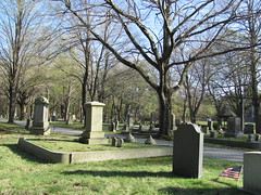 Munroe Cemetery, Lexington, Mass.