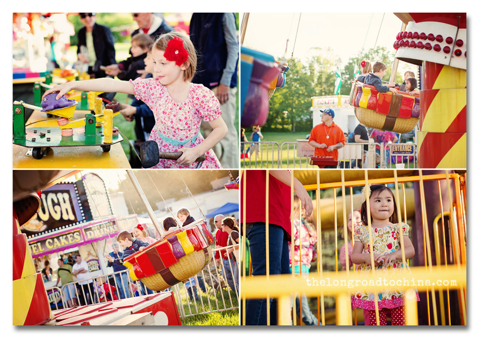 Macungie Carnival Collage BLOG