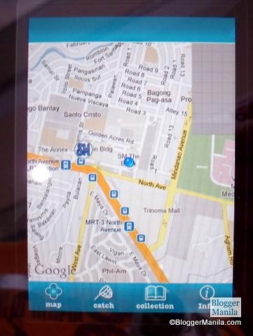 SM North EDSA on the Map!