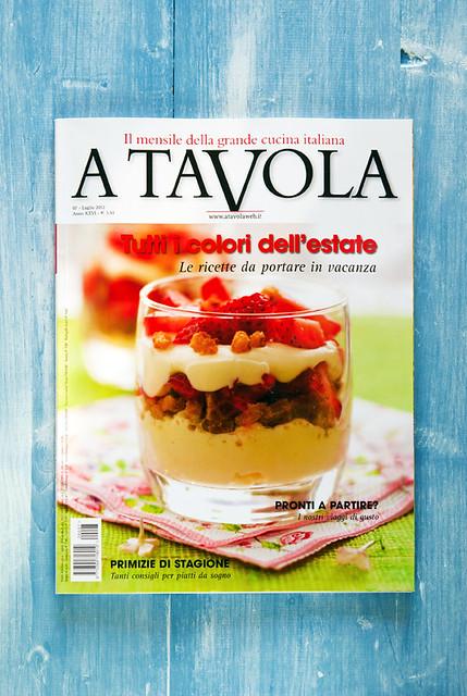 A TAVOLA mensile di cucina italiana