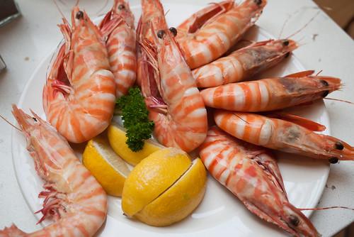 Mmm prawns