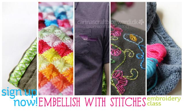 Embellish class