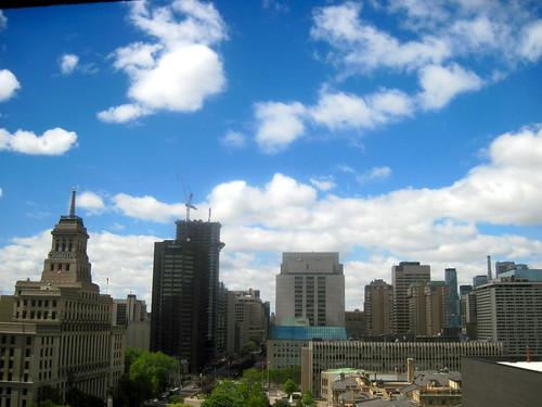 Toronto Trip Scenes