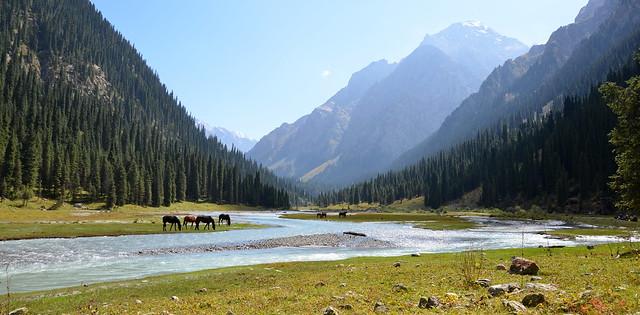 The Karakol Valley