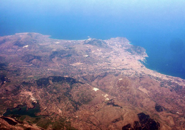 Palermo aerial