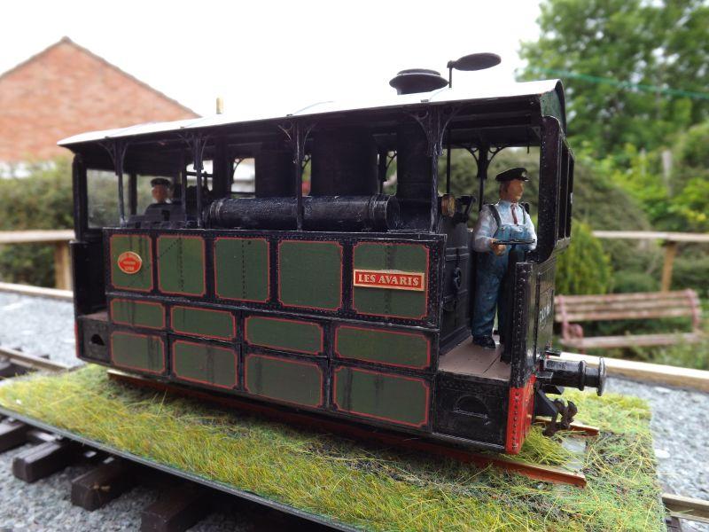 tram model 2
