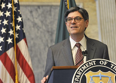 U.S. Department of the Treasury: Secretary Lew welcomes Treasury summer interns (Friday Jun 7, 2013, 6:28 PM)