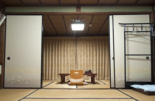 Habitación Ryokan
