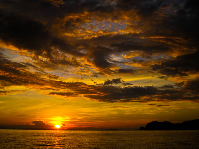 Surigao Sunset