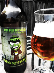 Knee Deep Brewing Belgo Hoptologist