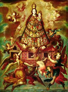 Loreto - Übertragung des Heiligen Hauses