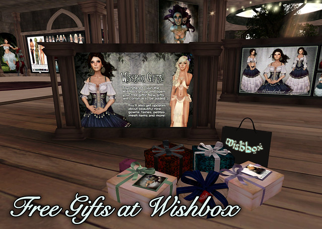 Wishbox Free Gifts!