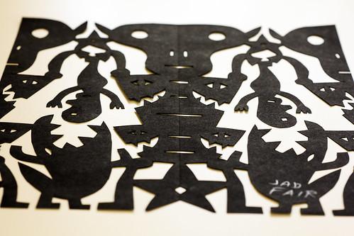 Paper Cutting 8