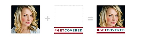 Get Covered Change Profile Photo