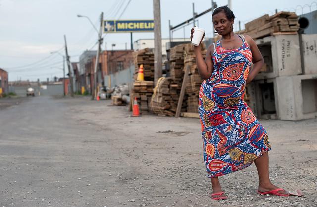Tiffany: Hunts Point, Bronx