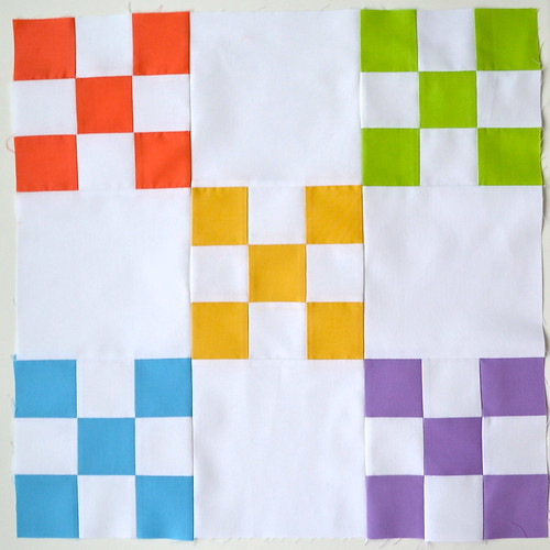 Simple Solids June Block