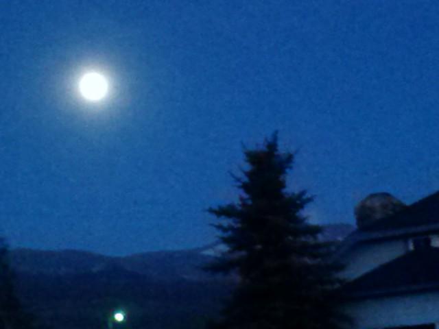 Super Moon 6-22-2013