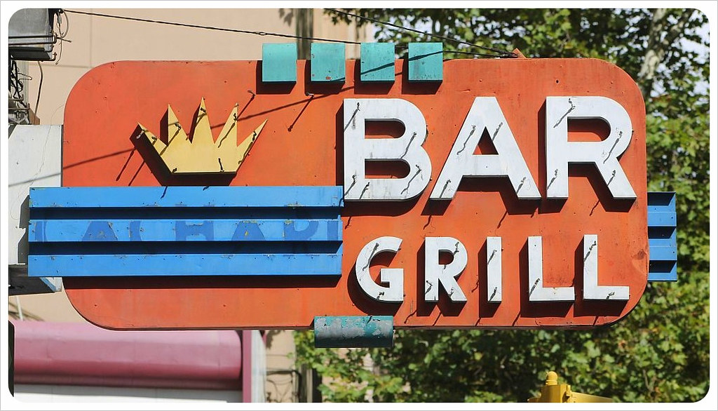 montevideo bar grill