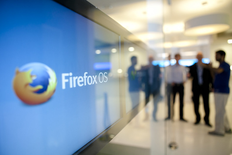 Firefox OS Debut