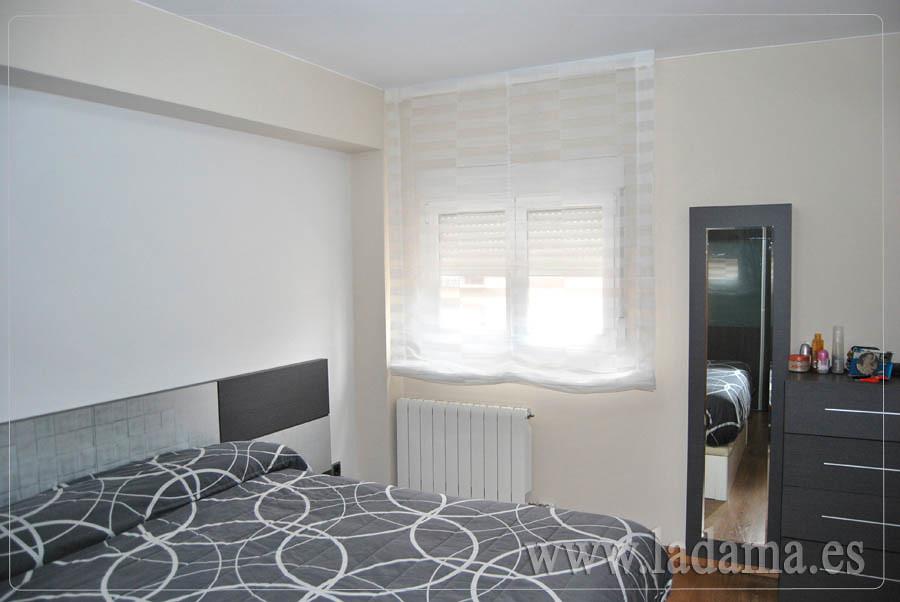 cortinas para dormitorios de matrimonio modernosir