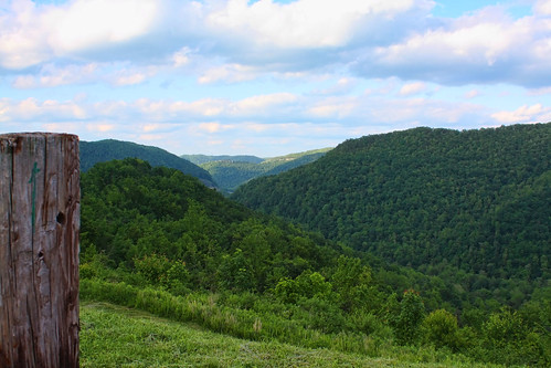 mountains westvirginia overlook powellmountain