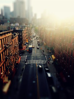 Above Chinatown - New York City