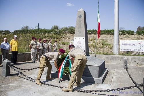 Catania, commemorazione a 70 anni della battaglia del Simeto$
