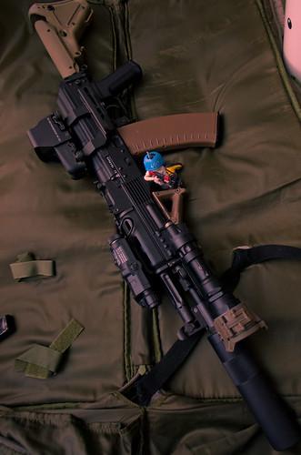 AK-102 MAGPUL Ver