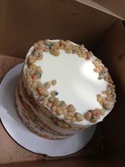 Mischa's Cereal Cake