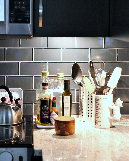 Hi Sugarplum | Organized Kitchen Counters