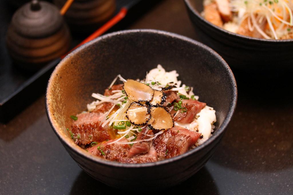 Tamashii Robataya: Saga Beef Donburi