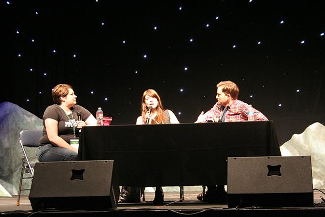 Buffy panel