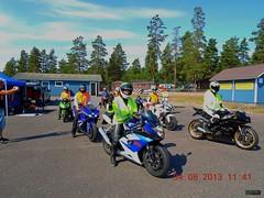 Motorg ry.:n ratapäivä Alastarossa 4.8.2013