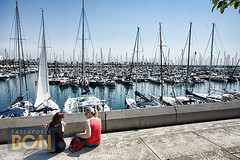 Port Olímpic, Barcelona