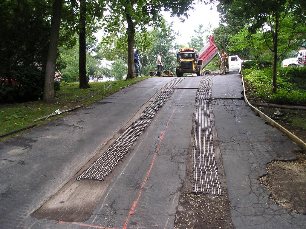 Heated Driveways Creve Coeur Paving St Louis Asphalt Contractor