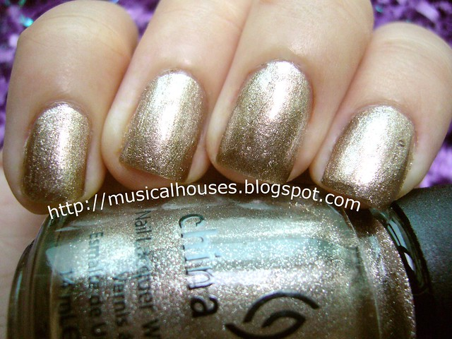 China Glaze Swing Baby 1