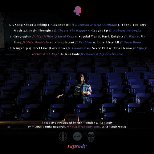 Rapsody (@RapsodyMusic) She Got Game Tracklist