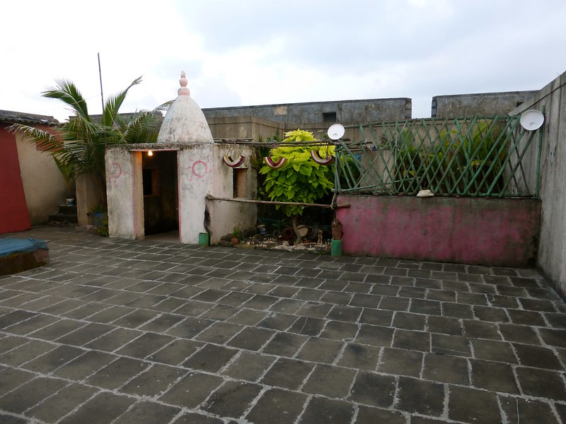 Worli Fort - interior view