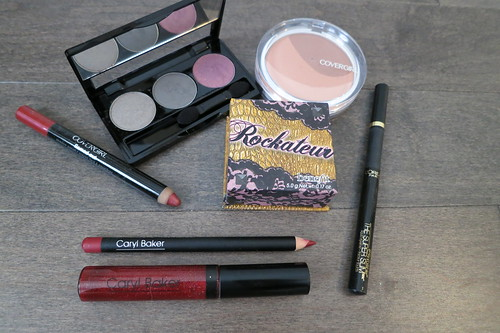 Post 26 - red carpet makeup products