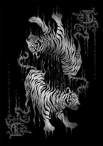 Soul Tiger by rodisleydesign
