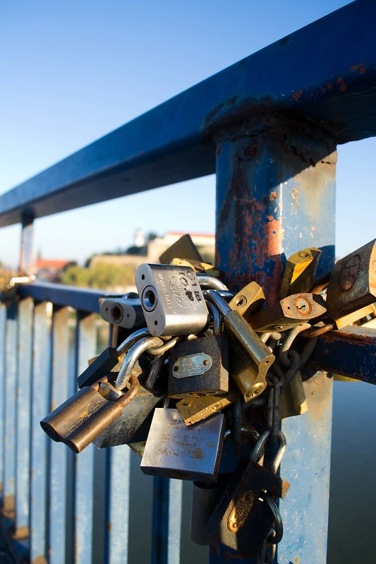 Locks of Love | Novi Sad, Serbia | packmeto.com