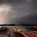 Lightning over Madison 07-22-2013 431 by Richard Hurd