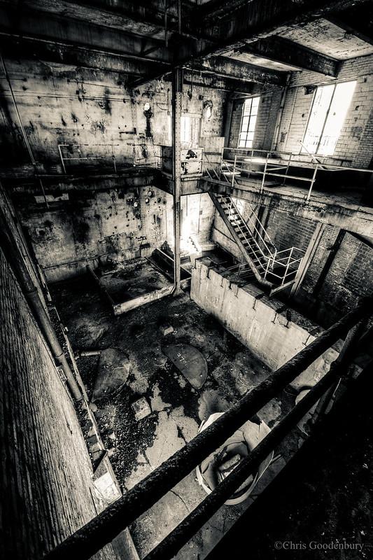 This Vast Contamination   Shellof Power Plant